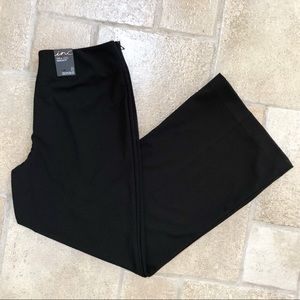 INC BLACK wide Leg Pants